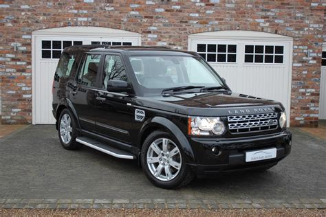 land rover discovery demonstrator sale used 2011 land rover discovery 4 3 0 sdv6 xs history