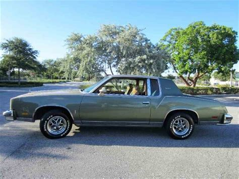 cutlass supreme 1979 oldsmobile cutlass supreme for sale classiccars