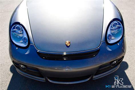 porsche headlights porsche cayman 987 headlight trim ki studios