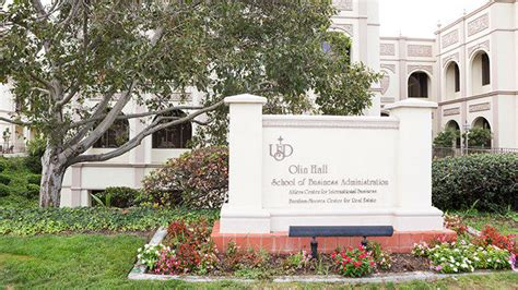 Of San Diego Mba Tuition by Usd S International Business Program Ranked No 2 In