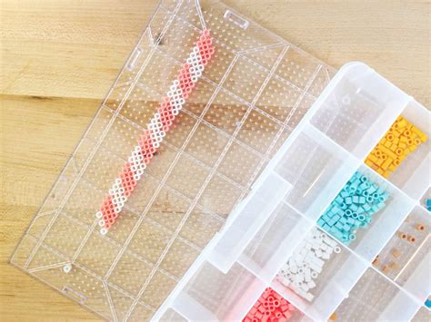 how to make perler without a pegboard perler bead bracelet maker
