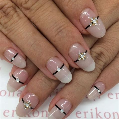 tips design 17 cute french nail designs to celebrate bastille day