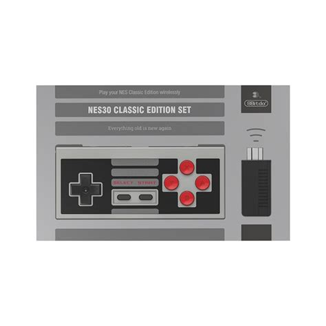 weight revealed for nes classic edition idealist images release date and other details revealed for the 8bitdo nes30 classic edition set