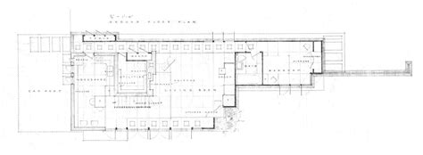 Frank Lloyd Wright House Plans by Usonian Style House Plans