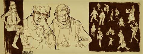 sketchbook of loish sketches by loish on deviantart