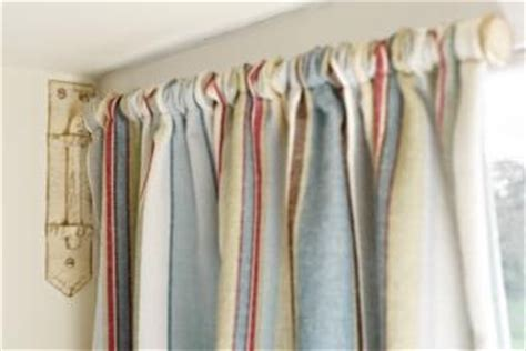 dormer window curtain rods 17 best images about bedroom curtain ideas dormer on