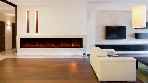 living room with electric fireplace is an electric fireplace worth the money angie s list