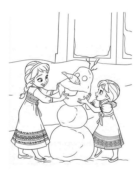 Coloring Pages 4u by 86 Besten Frozen Bilder Auf Die Eisk 246 Nigin
