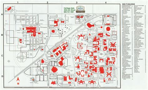 map of texas tech map of texas tech university my