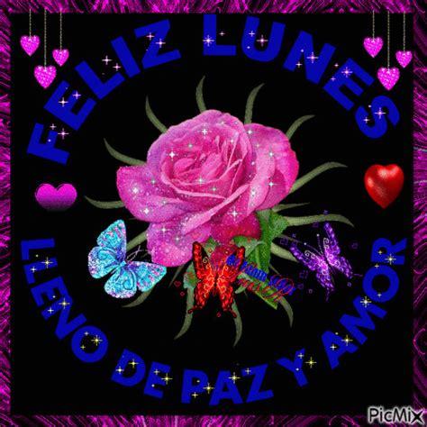 imagenes de feliz lunes con rosas feliz lunes picmix