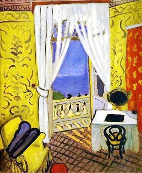 matisse room 1 interior spaces depicted by artists murray s dms artists