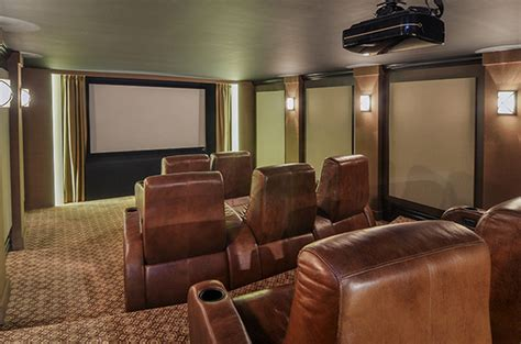 Home Theater Centro Je 888 the mind for design luxury real estate interiors home theaters