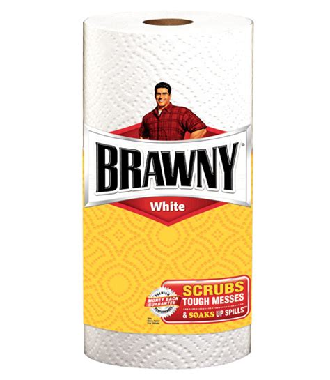 Who Makes Brawny Paper Towels - brawny paper towels review