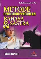 Metode Penelitian Pendidikan Bahasa By Syamsuddin toko buku rahma metode penelitian pendidikan bahasa dan