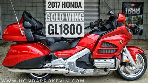 Honda Motorrad Goldwing by 2017 Honda Gold Wing Walk Around Gl1800