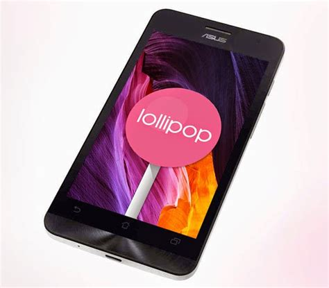 Asus Tablet Lollipop android 5 0 lollipop update for asus zenfone 5 now available step by step guide