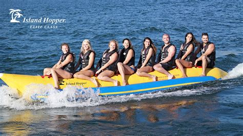 banana boat ride safe 8 person heavy duty commercial banana boat rider