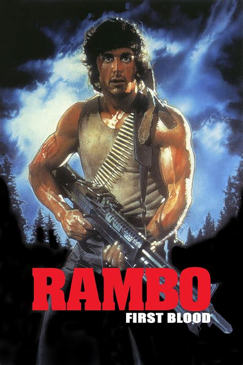 film like rambo i just realised that rambo first blood has a body count