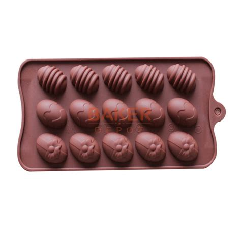 Silicone Mold 15 silicone mold 15 lattices oval shape chocolate molds cube diy cake mould sicm 115 15 on