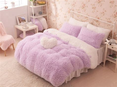 velvet comforter supper 5pcs high quality flannel velvet princess comforter