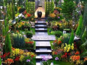 Italian Style Backyard by Italian Style Landscape Garden Garden Spaces