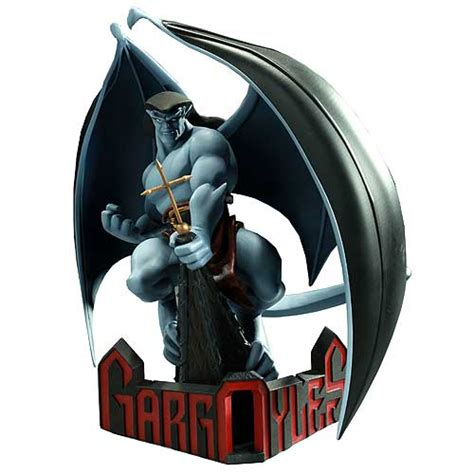 disney gargoyles goliath 1 8 scale statue sculpture