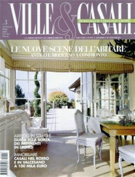 ville e giardini rivista mondadori abbonamento ville e casali