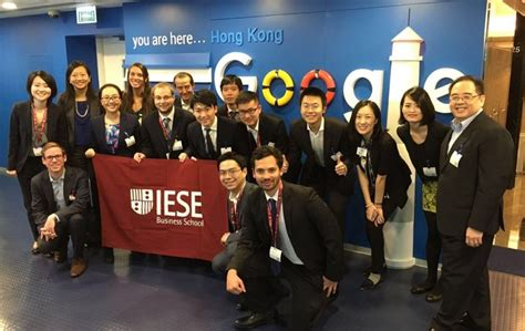 Iese Mba by Iese China Trek A Different View Of Home Iese Mba