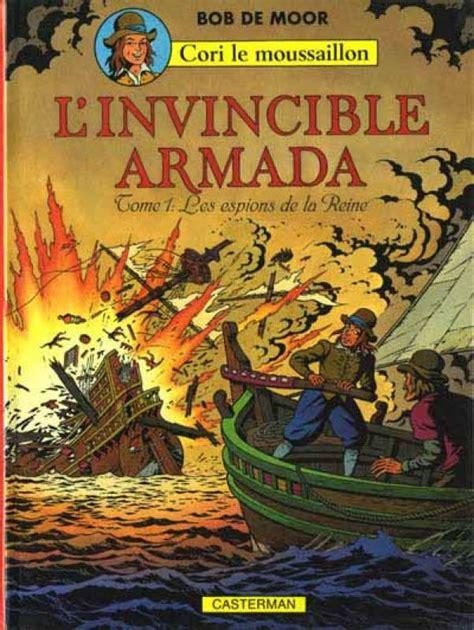 invincible armada cori le moussaillon 2 sceneario
