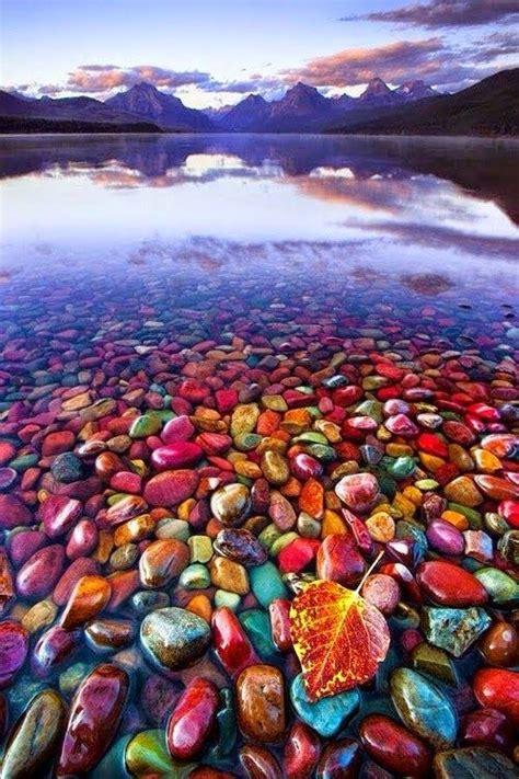 lake mcdonald montana colored rocks best 25 lake mcdonald ideas on lake mcdonald
