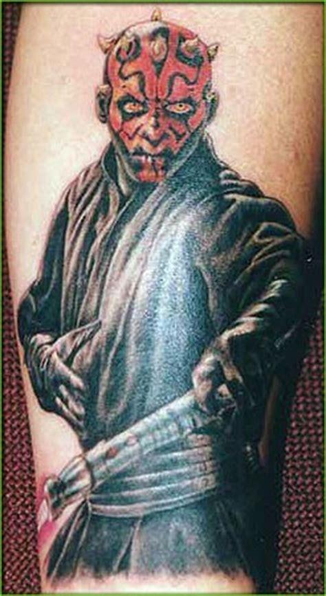 darth maul tattoo darth maul by shane oneill tattoos