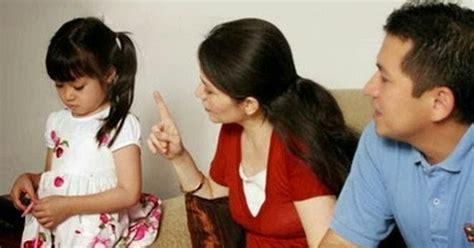 membuat anak patuh ibu bapa jangan gunakan ayat ini bila memarahi anak anak