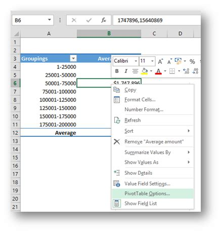 how do you refresh a pivot table do not change column width on a pivot table refresh