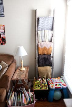 blanket storage ideas that look great for every room in what a great decor idea for displaying storing blankets in