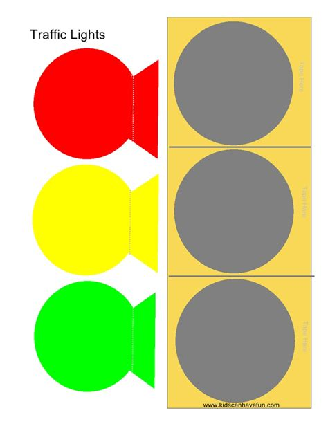 printable light images printable traffic light clipart best