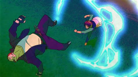 Hamatora The Animation hamatora the animation episode 1 the blindwolf vision on