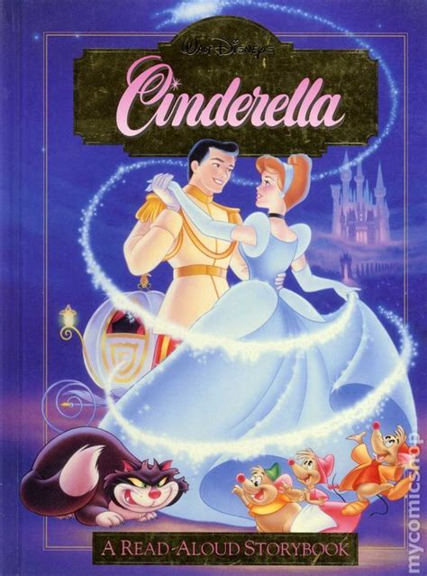 story book pictures cinderella hc 1999 disney s a read out loud storybook