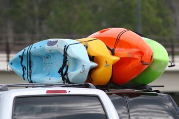 how to transport a kayak howstuffworks