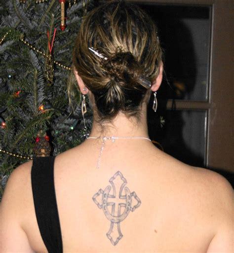 horseshoe cross tattoo 32 best tattoos images on ideas bible