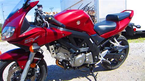 Suzuki Sv650 Weight 2007 Suzuki Sv 650 S Pics Specs And Information