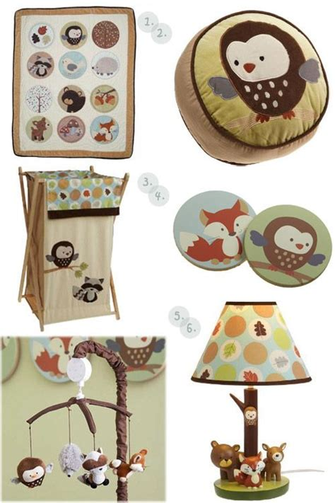 I Wish That These Had Been Around When My Kids Were Babies Forest Friends Baby Crib Bedding By Carters