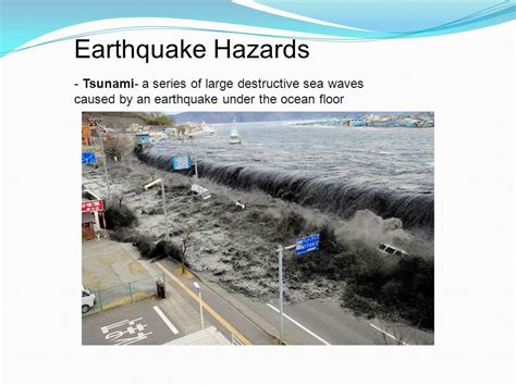 earthquake hazards ppt earthquakes ppt download