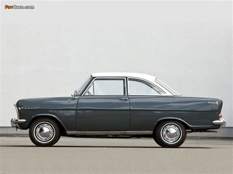 Opel Kadett 1963 by Pictures Of Opel Kadett Coupe A 1963 65 800x600