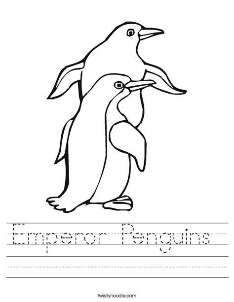 Penguin Worksheets by Penguin Worksheet New Calendar Template Site