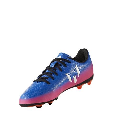 messi football boots adidas messi 16 4 kid s football boots sg football boots