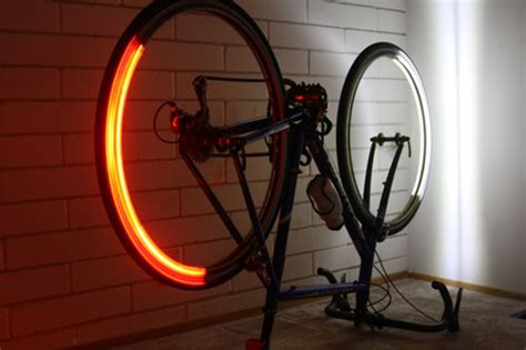 led mountainbike beleuchtung the revolights arc is the integrated brake light for