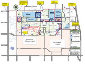 of colorado anschutz cus map d ross camidge md department of medicine