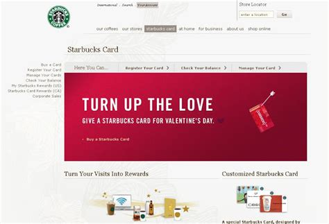 Starbuck Gift Card Balance Check - how to check your starbucks gift card balance online