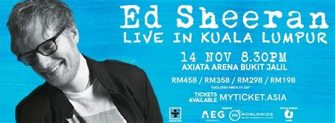 ed sheeran malaysia coming to an end of 2017 soon how much do you know about