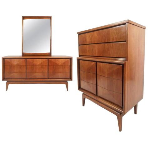 mid century modern furniture bedroom sets mid century modern bedroom set in the style of vladimir